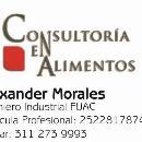 CONSULTORÍA EN ALIMENTOS COLOMBIA