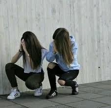 Samira Carrillo y Adriana Gómez
