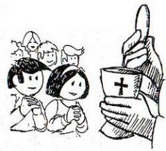 Catequesis 1ªC. NSª Sagrado C.