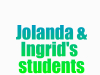 Jolanda & Ingrid's students