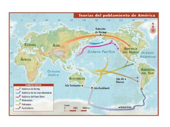 Imprimir Mapa Interactivo Estrecho De Bering