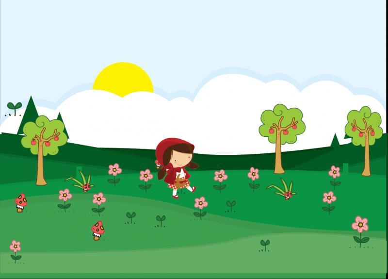 Slideshow Caperucita Roja 1º Primaria Cuento Cuentos Infantiles