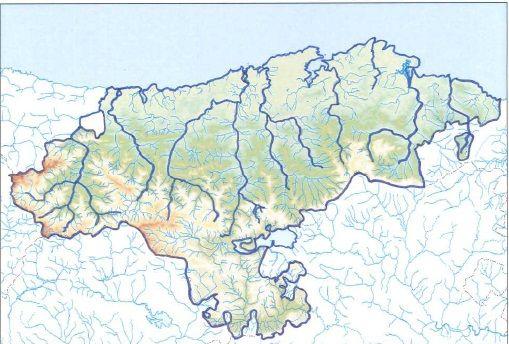 Mapa Interactivo El Relieve De Cantabria Geografia Educacion