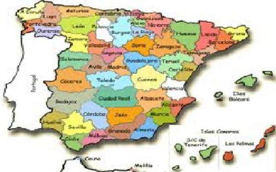 Imprimir Mapa Flash Interactivo España Y Exteriores España Alex