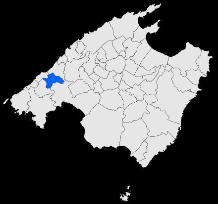 Mapa De Mallorca Municipios.Mapa Interactivo Pueblos De Mallorca Mapa De Mallorca