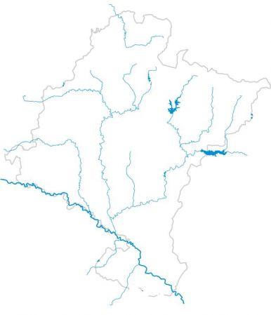 Map Quiz Rios De Navarra Mapa Navarra