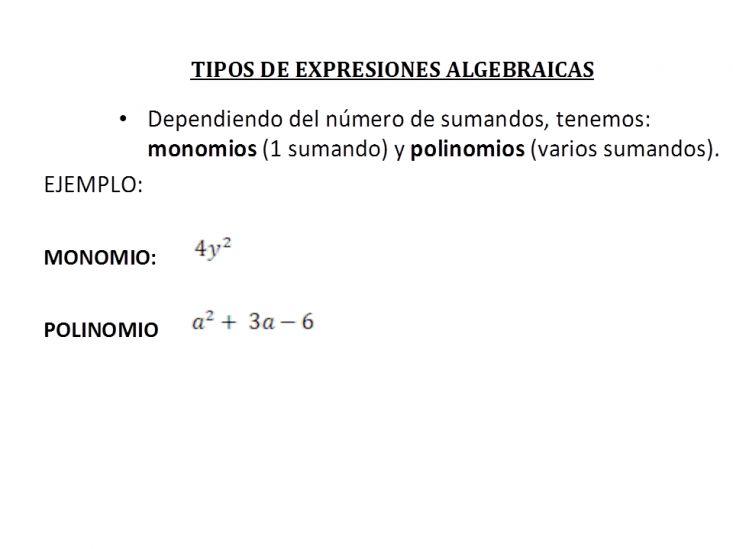 Colección de Actividades: Expresiones Algebraicas. Presentación ...