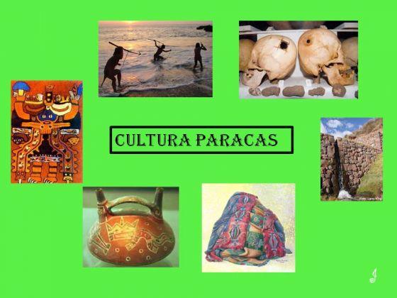 Resultado de imagem para la cultura paracas