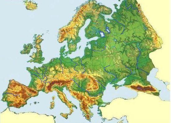 carte interactive: europa ikasten (mapa interaktiboa)