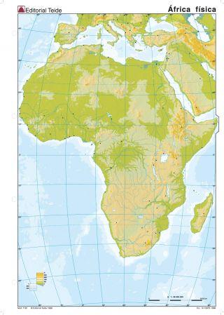 Mapa Fisico De Africa Interactivo.Print Mapa Fisico De Africa I Mapa Interactivo Sociales