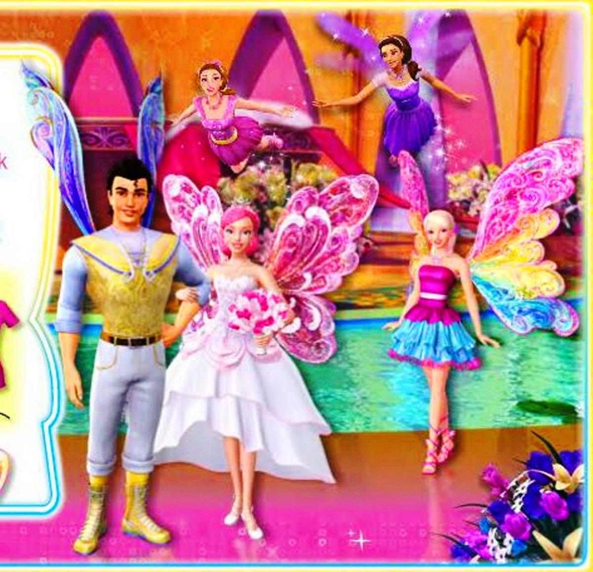 Prsentation barbie el secreto de las hada lengua michell c personajes thecheapjerseys Choice Image