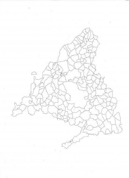 Mapa Interactivo Municipios Cam 1 Geografia Test Uno