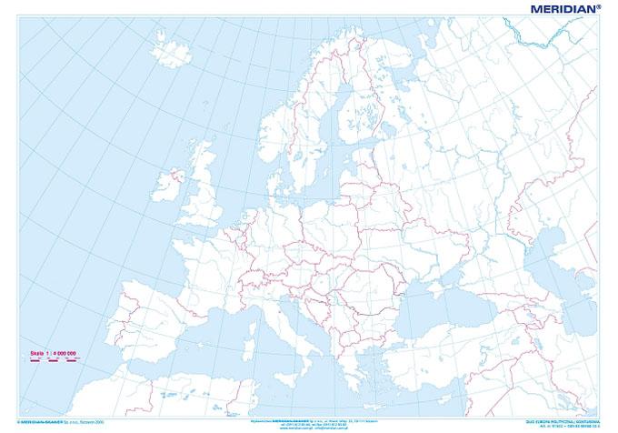 Map Quiz Kraje Europy Geography Kraje Panstwa