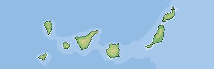 Mapa Mudo De Canarias.Print Illas Canarias Sociologia Maria Dolores Lage Educaplay