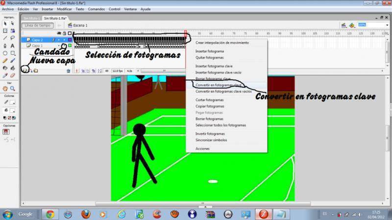 MACROMEDIA FLASH 8.0. tecnologia. fernando cobos - Educaplay