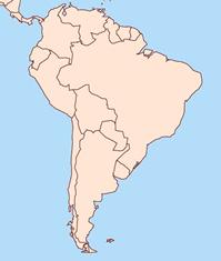 Imprimir Mapa Interactivo America Del Sur Geografía 2º Educación Secundaria 6 6 America Del Sur