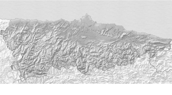 Mapa De Asturias Fisico.Mapa Interactivo Relieve Asturias 5º Educacion Primaria