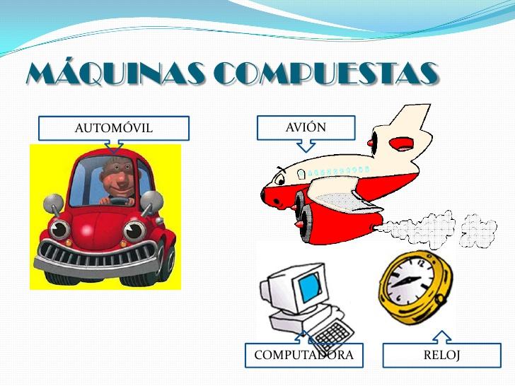 Presentación MAQUINAS SIMPLES Y COMPUESTAS. tecnologia. valeri...