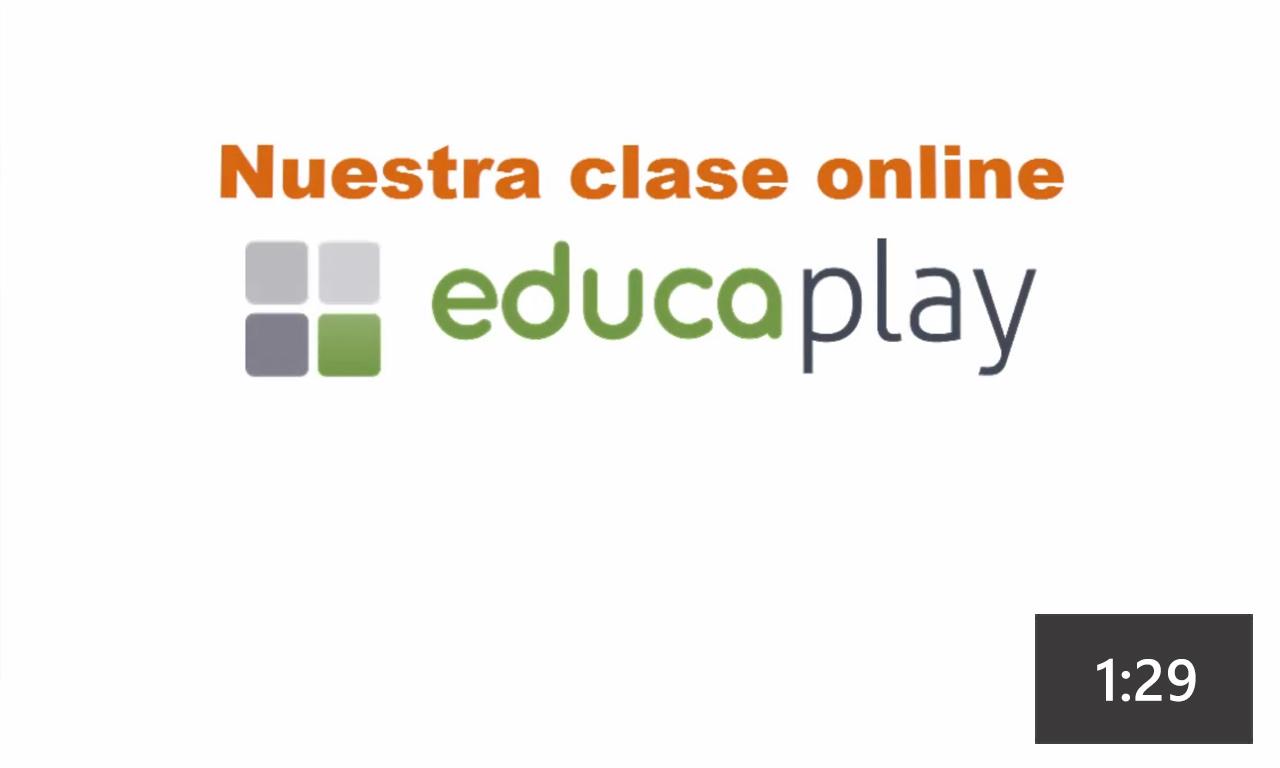 Nuestra clase online